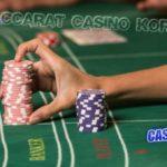 kortspill baccarat nettkasino